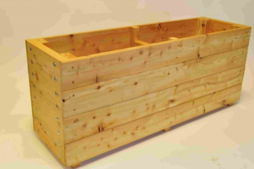 450mm Wide 4 Boards High Garden Larch Limited