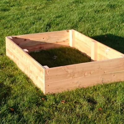 21mm Raised Beds